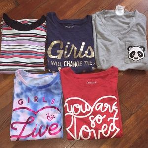 Other - Bundle Sale-Girls Tops
